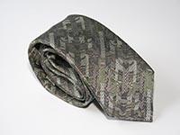 London - Lloyds of London - woven silk tie