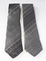 Sydney Opera House - woven silk tie (large pattern repeat)