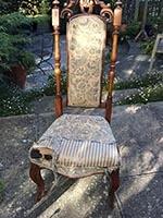 Chair - Nursing- before