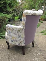 Chair - Victorian - back