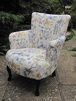 Chair - Victorian - front