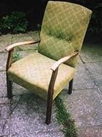 Chair - studio - before