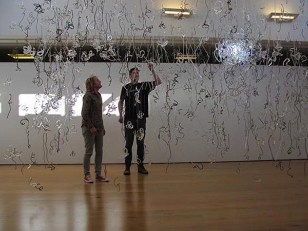 Cloud installation me with Jon Lewis