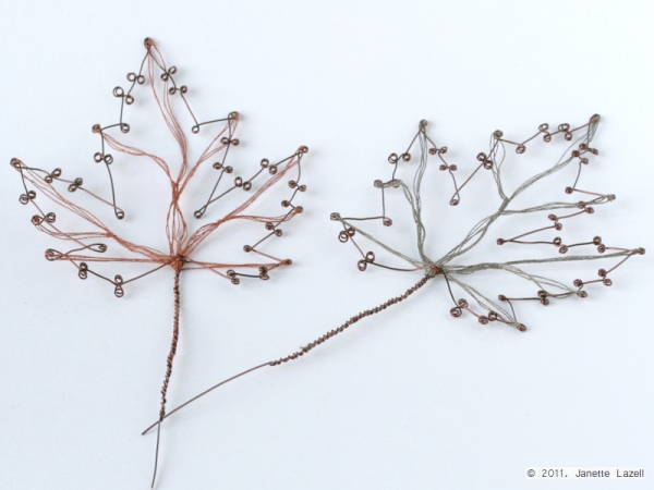 Summer -wire leaves-2 Acer
